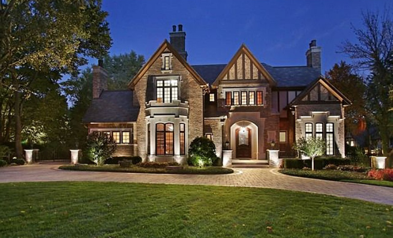 Top 7 most expensive homes in winnetka illinois preview for Most expensive house in illinois