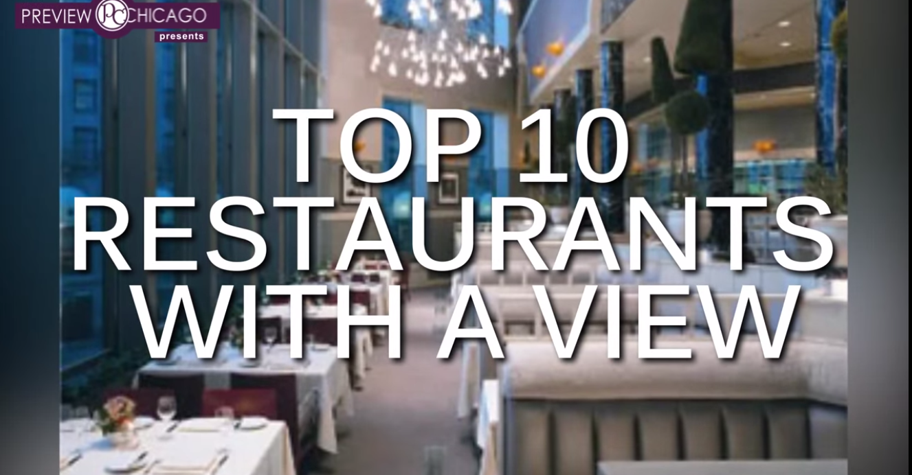 Top Chicago Restaurants With A View