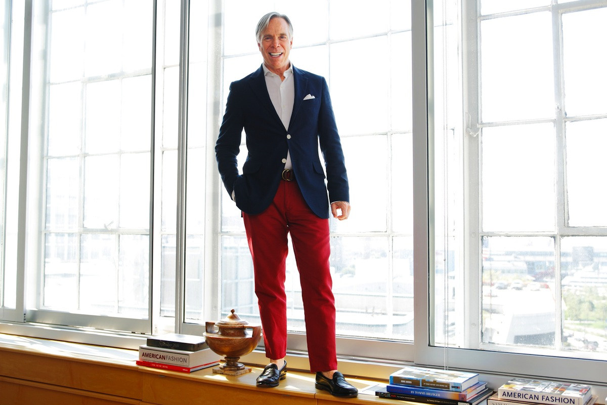 Tommy Hilfiger's Artsy Plaza Penthouse Is Now Only $75M