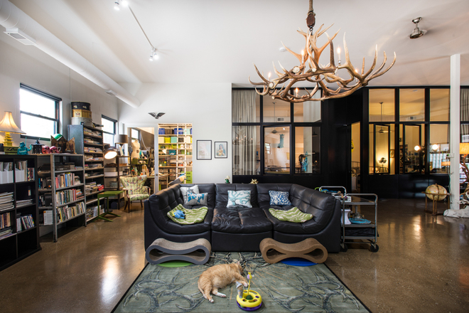 This West Loop Loft Is An Artists Dream – Preview Chicago