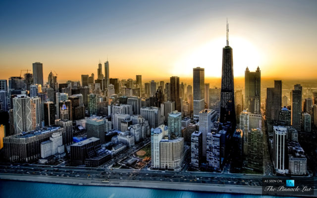 5 best skyline views in chicago for Us city skylines photos