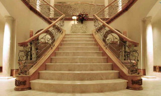 Amazing-Design-Iron-Stair-Railings