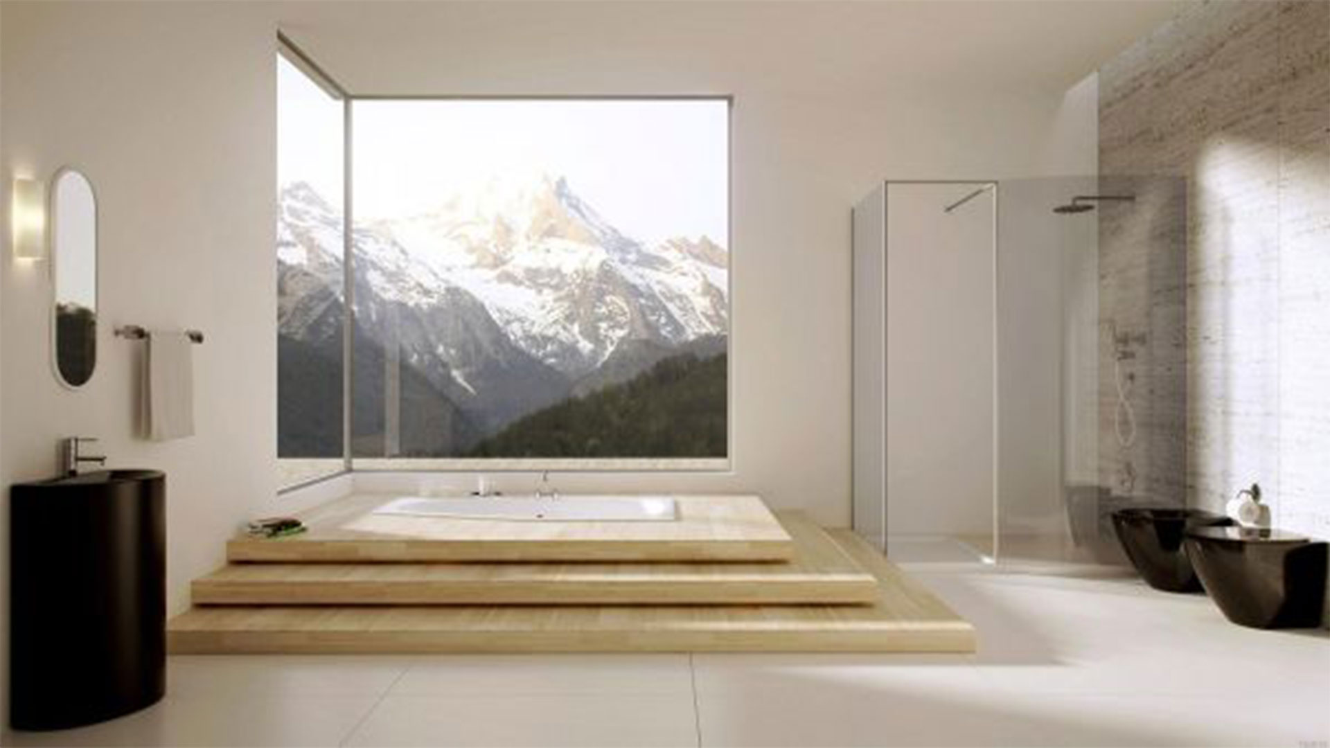 Check Out These Bathrooms On Steroids!