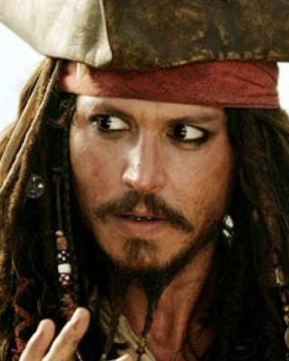 Johnny Depp is moving on