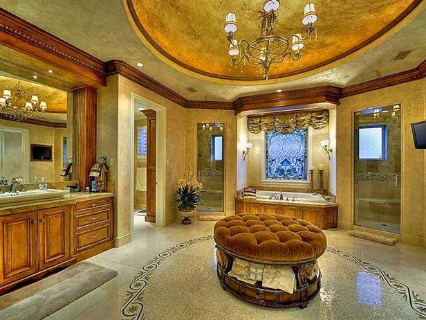 Check out these bathrooms on steroids for Master bathroom ideas 2015