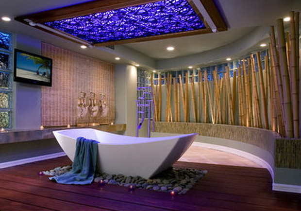 Check out these bathrooms on steroids for Perfect master bathroom