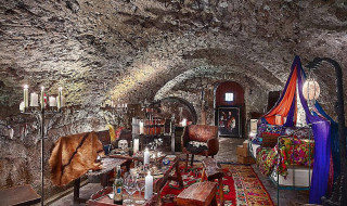 wine-tasting-cave-decorated-Johnny-unique-eclectic