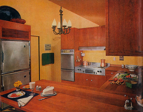 1960s Kitchens these 1960s kitchens are as groovy as it gets