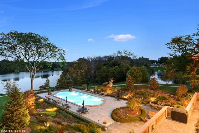 pool lake empire