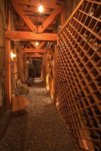 Oprah Wine Cellar