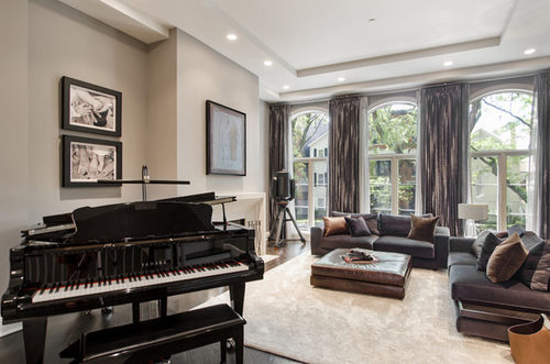 Jonathan Toews living room