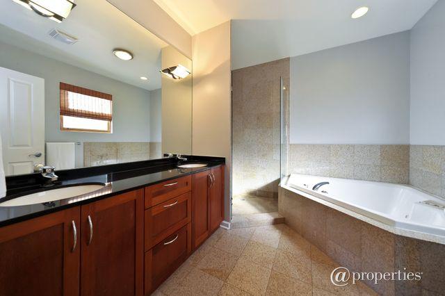 Designer Bathrooms in Chicago's Ukrainian Village 5 of 6