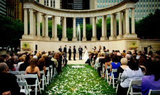 Top 10 Outdoor Wedding Venues in Chicago - Preview Chicago | Chicago Real Estate Entertainment
