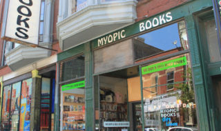 Outside Myopic Books (Photo via atlasobscura.com)