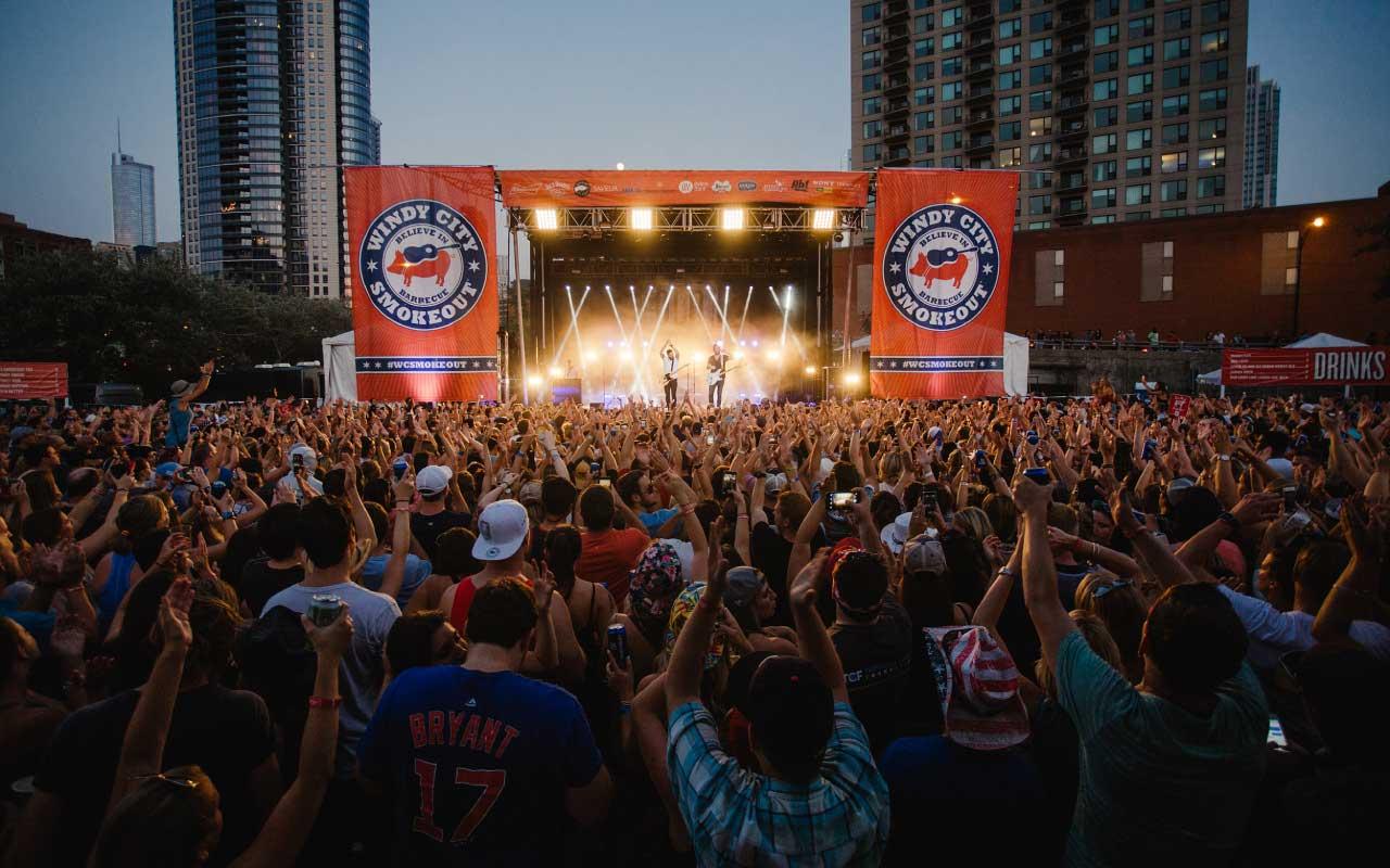 windy city smokeout chicago festival