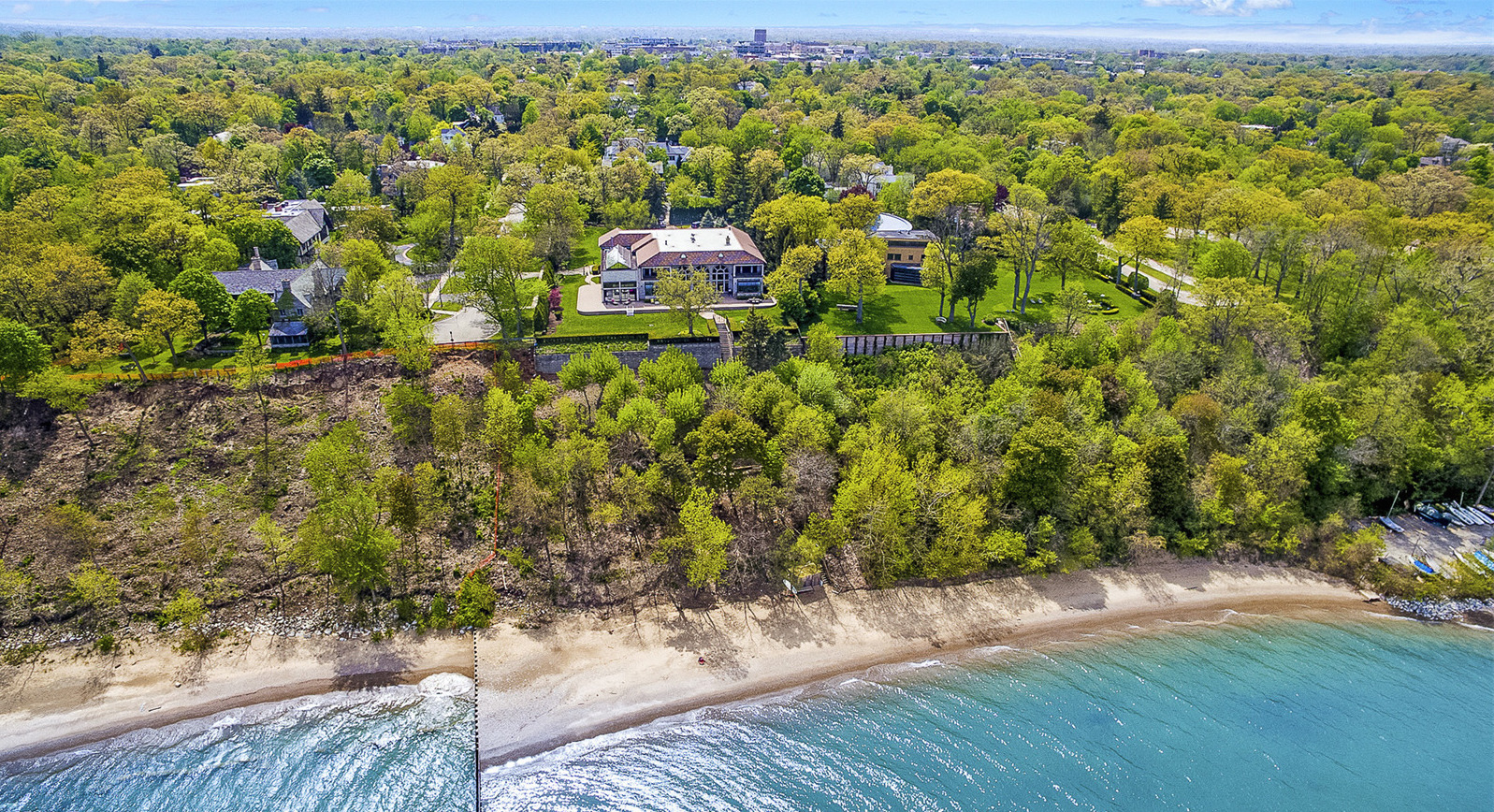 10 Lakefront Homes For Sale On Chicago 39 S North Shore