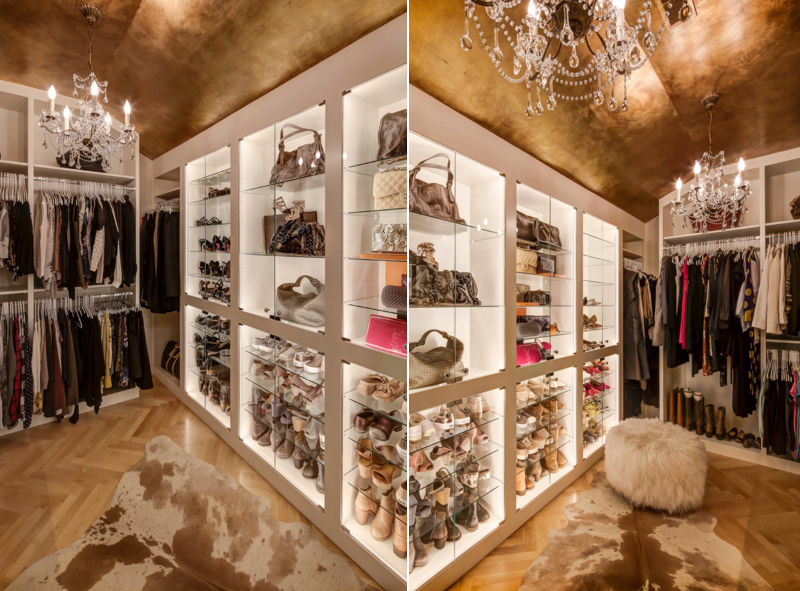 The Most Luxurious Closets Ever!