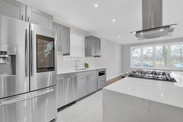 You Have To See This Million Dollar South Side Kitchen Preview Chicago